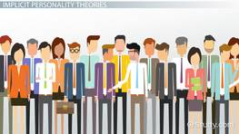 Prejudice, Discrimination & Personality Theory