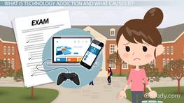 What is Technology Addiction? - Definition & Signs