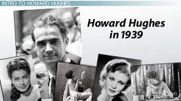Howard Hughes & Women: Katherine Hepburn, his Wife & Girlfriends