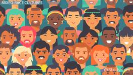 Identifying Mixed-Race Cultures