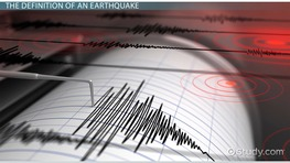 What is an Earthquake? - Definition & Explanation
