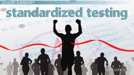 The Importance of Standardized Testing