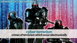What is Cyber Terrorism? - Definition, Cases & Examples