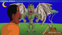 African Mythological Creatures