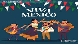 Mexican Independence Day Lesson for Kids: Facts, History & Celebration