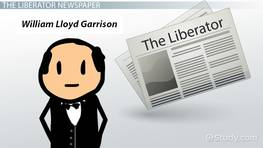 The Liberator Newspaper and William Lloyd Garrison