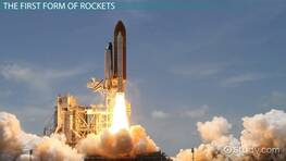 Rockets Lesson for Kids: History & Facts