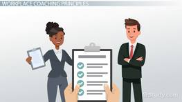 Workplace Coaching: Principles & Application