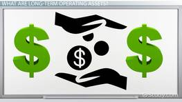 Long-Term Operating Assets: Acquisition & Uses