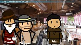 The Friar in The Canterbury Tales: Character Analysis, Description & Traits