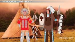 Iroquois Social Structure & Gender Roles