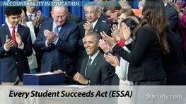 Every Student Succeeds & Special Education