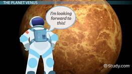 Planet Venus Facts: Lesson for Kids