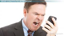 Retaliation in the Workplace: Definition & Laws