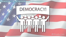 What Is Democracy? - Definition & Explanation