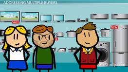 Strategies for Selling to Multiple Buyers at Once