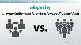 democracy and oligarchy similarities