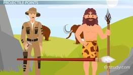 Stone Age Weapons: Arrows & Spears