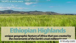 Africa's Environments: Zones & Agricultural Adaptation