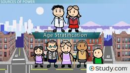 Age Stratification: Variation Between Cultures