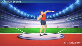 Track & Field Events: Types & Training