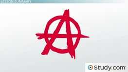 Anarchism: History and Philosophy
