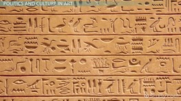 Ancient Egyptian Art: History and Style - Video & Lesson ...