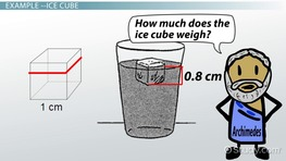 Archimedes' Principle: Definition, Formula & Examples