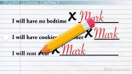 Student Learning Contract: Examples and Template