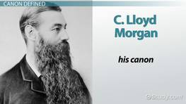 C. Lloyd Morgan's Canon: Facts, Misrepresentations & The Law of Parsimony