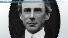 Bertrand Russell on Appearance & Reality