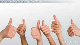 Positive Peer Pressure: Definition, Facts & Examples