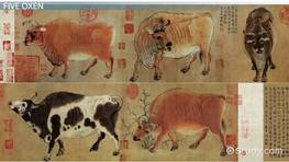 Famous Ancient Chinese Paintings