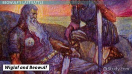 Unferths Challenge In Beowulf Video Lesson Transcript Studycom