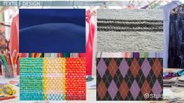 Textile Design Definition History Video Lesson Transcript Study Com