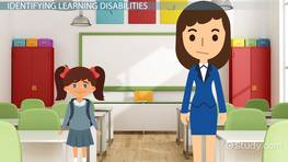 Poverty & Learning Disabilities