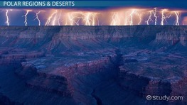Geographical & Temporal Distributions of Thunderstorms