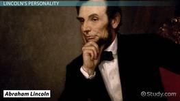 Abraham Lincoln's Personality Traits