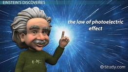 Albert Einstein's Inventions: Lesson for Kids