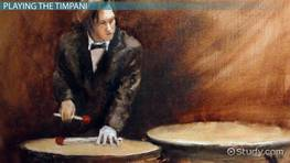 Timpani: Definition, History & Facts