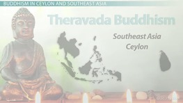 Buddhism's Spread in India, Ceylon & Central Asia