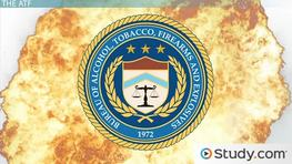 a description of the hundred agents from the bureau of alcohol tobacco and firearms Bureau of alcohol, tobacco, firearms, and explosives (atf), agency within the united states department of justice that is responsible for enforcing federal laws relating to alcohol, tobacco, firearms, and explosives the atf headquarters are in washington, dc the bureau's agents are dispersed throughout the united states.