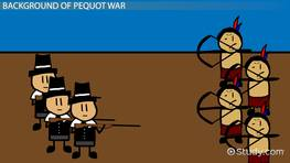 Pequot War of 1637: Summary & Timeline