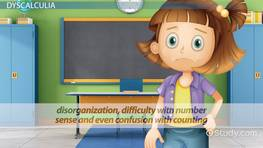 Strategies for Teaching Students with Dyscalculia