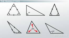 Types of Triangles & Their Properties