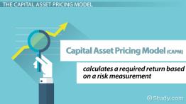 Capital Asset Pricing Model (CAPM): Definition, Formula, Advantages & Example