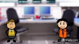 Reinforcement Theory in the Workplace: Definition & Examples