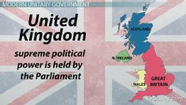 Unitary Government: Definition, Examples, Advantages & Disadvantages