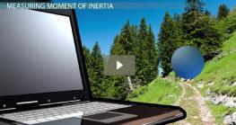 Rolling Motion & the Moment of Inertia