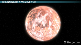 Massive Star: Definition, Facts & Life Cycle